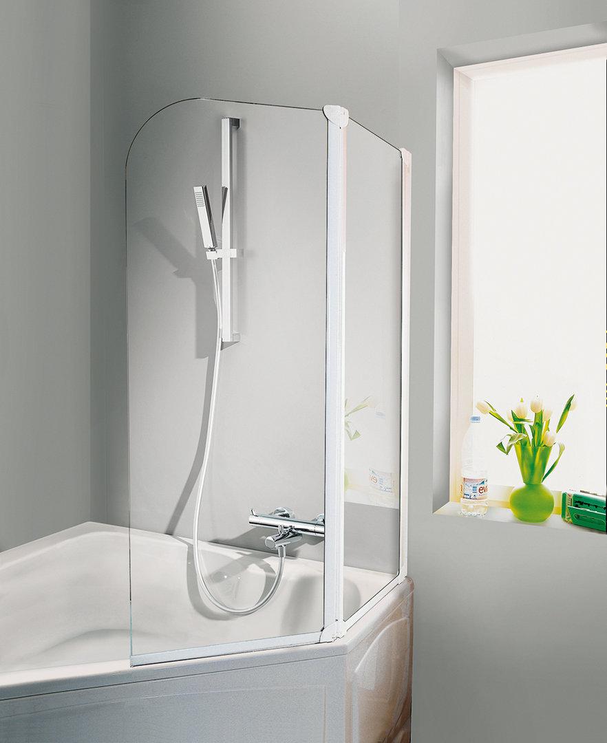 hsk badewannenaufsatz 2 3 teilig favorit bad elegant. Black Bedroom Furniture Sets. Home Design Ideas
