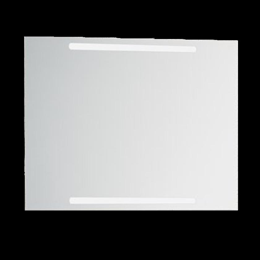 Spiegel Mit Integrierter Beleuchtung spiegel mit integrierter beleuchtung 50 90cm dansani mido bad