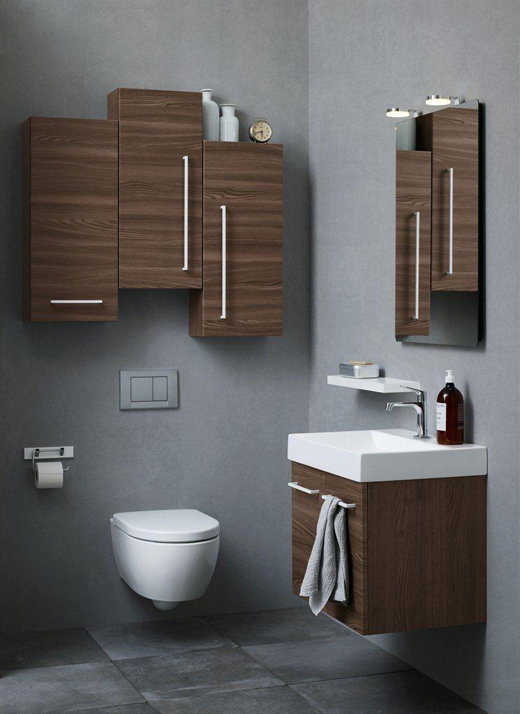 waschtisch mit unterschrank luna canto dansani bad elegant. Black Bedroom Furniture Sets. Home Design Ideas