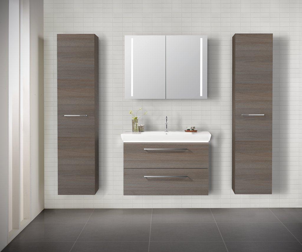 waschtisch mit schubladenschrank multo lotto scanbad bad elegant. Black Bedroom Furniture Sets. Home Design Ideas