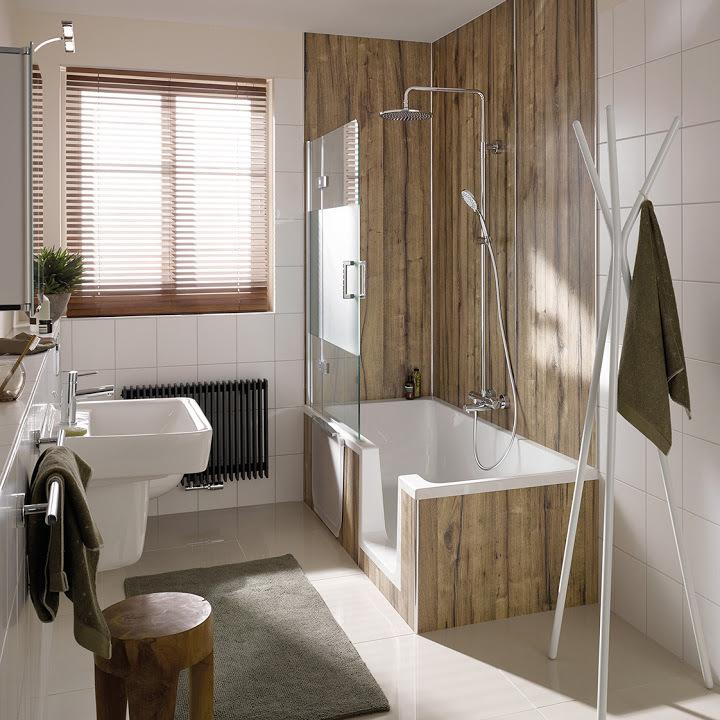 Hsk duschwanne dobla bad elegant for Duschwanne kleines bad