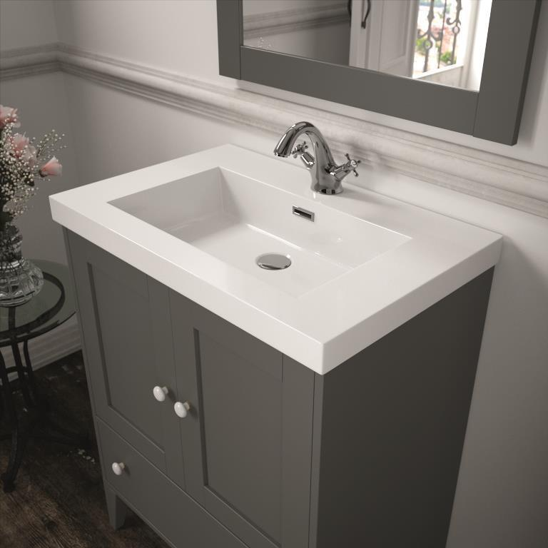 waschtisch aus mineralguss toscana salgar bad elegant. Black Bedroom Furniture Sets. Home Design Ideas