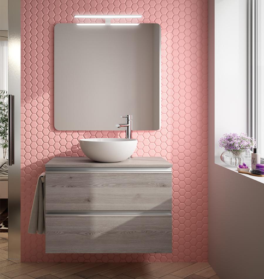 aufsatz waschtisch seduction mit unterschrank salgar spirit bad elegant. Black Bedroom Furniture Sets. Home Design Ideas