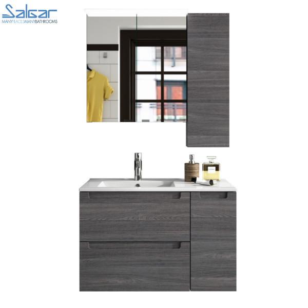 salgar monterrey set waschtisch mit unterschrank. Black Bedroom Furniture Sets. Home Design Ideas
