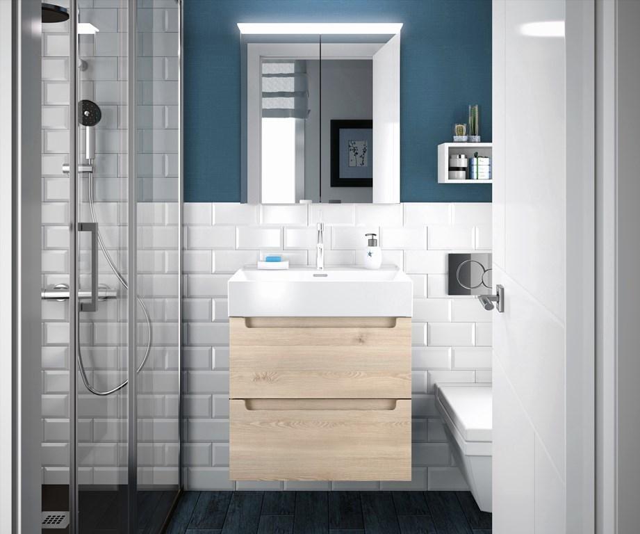 salgar monterrey waschtisch mit unterschrank 60 100cm. Black Bedroom Furniture Sets. Home Design Ideas