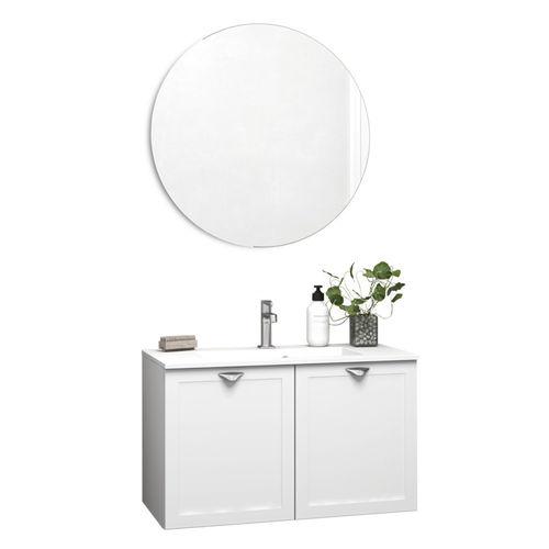 spiegel wei rund wei rund wunderbar der luxus esstisch rund wei design buiducliem with spiegel. Black Bedroom Furniture Sets. Home Design Ideas