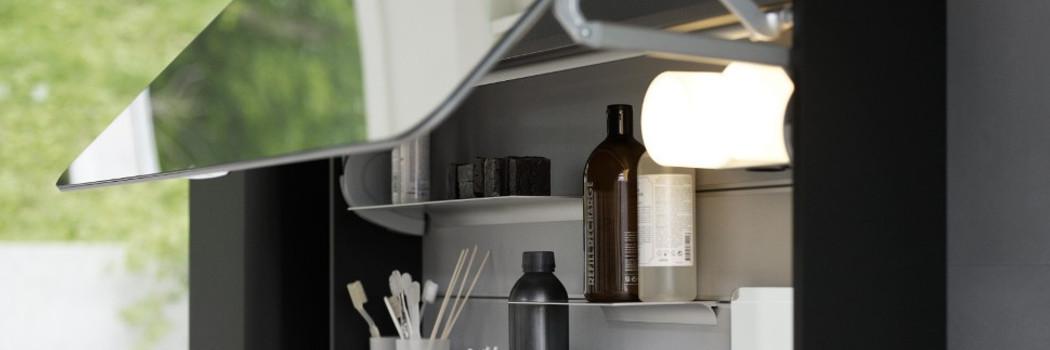 spiegelschr nke bad elegant. Black Bedroom Furniture Sets. Home Design Ideas