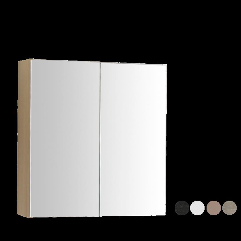 Spiegelschrank Ohne Beleuchtung 50 120cm Scanbad Multo Bad Elegant