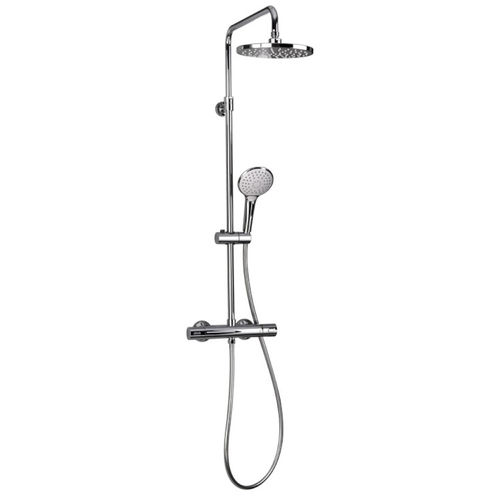 HSK Shower Set RS 75 Thermostat mit Sicherheitsthermostatarmatur